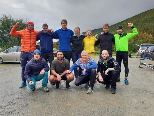 Bli med i lokal Triathlon klubb - det HJELPER